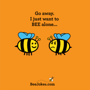 Want to bee alone