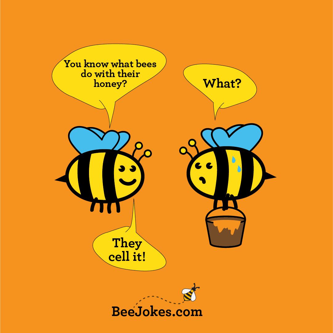 Bees Cell Honey